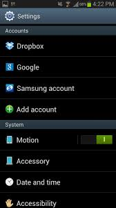 email set up guide android 4 1 and higher samsung s3 s4