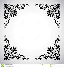 vintage design decorative vintage design element royalty free stock images