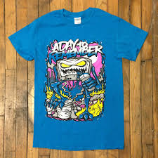 a day to remember attack of the killer b sides t shirt 12 98