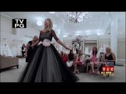 say yes to the dress black wedding dress say yes to the dress season 9 princess grace