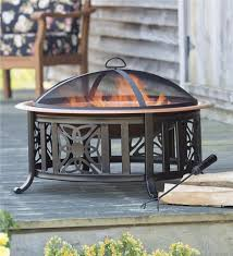 Fire Pit Poker by Celtic Knot Fire Pit Set Fire Pits Plow U0026 Hearth