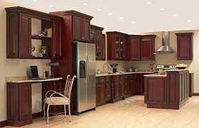 Kitchen Cabinets Costs Amazon Com Georgetown Collection Jsi 10x10 Kitchen Cabinets