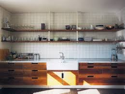 Shelves Above Kitchen Cabinets by Tag For Kitchen With Open Shelves Woody Nody