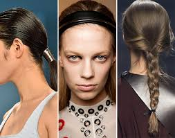 leather hair accessories fall winter 2015 2016 hair accessory trends fashionisers