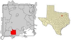 Carroll Community College Map Desoto Texas Wikipedia