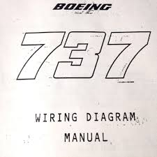 boeing 737 25a airframe wiring diagram manual ebay