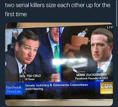 Serial Meme - two serial killers size each other up for the first time meme xyz