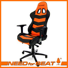Desk Chair Gaming Maxnomic Computer Gaming Office Chair Thunderbolt Needforseat Usa