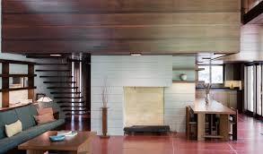 first look step inside frank lloyd wright u0027s bachman wilson house