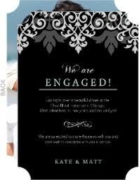 engagement announcement cards cheap engagement announcement cards invite shop