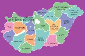 file map of counties of hungary 2004 png wikimedia commons