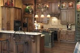 11 rustic dark maple kitchens 35 beautiful rustic kitchens