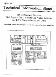 wiring diagram or assignment for oem stereo
