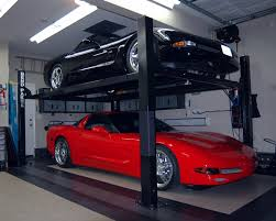 home garage lifts corvetteforum chevrolet corvette forum