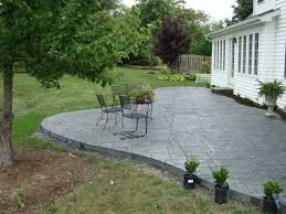 stamped concrete galleries by mountain view concrete