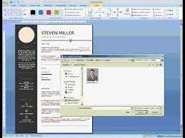 Modify Resume How To Edit Cv Resume In Microsoft Word U0026 Photoshop Youtube