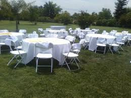 chair and table rentals linens table cover 5 chair cover with sash 2 fresno party