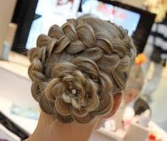 coiffure mariage enfant daniel chavey 60 coiffures de mariage tresse repérées pour vous