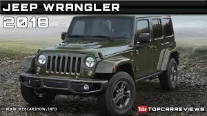 future jeep wrangler 2018 jeep wrangler review rendered price specs release date youtube