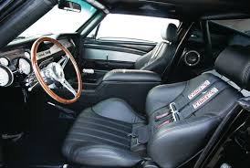 Mustang Fastback Black Mdmp 1106 07 O 1968 Ford Mustang Fastback Interior Muscle Cars Zone