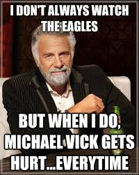 Mike Vick Memes - the most interesting man in the world memes quickmeme