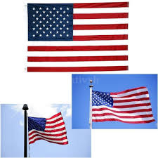 2x3 Flags American Usa Us Flag 2x3 Ft Embroidered Stars Sewn Stripes Quality