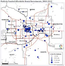 updating the fair housing plan for the twin cities region