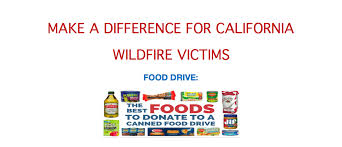 donations for california wildfire victims pacifica institute