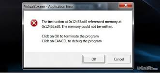 pubg 0x00007 how to fix the instruction at 0x00 referenced memory at 0x00