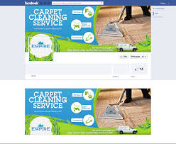 home design facebook designs facebook page for empire carpet cleaning social media