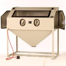 Used Blast Cabinet New And Used Blast Cabinets For Sale At Industrial Machinery Call