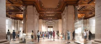 gallery of foster u0027s design for the new york public library