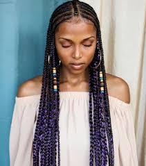 new orleans braid styles natural hair trend alert tribal fulani braids tgin