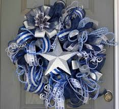 best 25 dallas cowboys wreath ideas on cowboys wreath