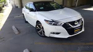 nissan maxima near me 2016 nissan maxima platinum features highlight youtube