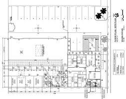 Dog Daycare Floor Plans by Hayward Ca Tenant Improvements Dog Day Care Dog Kennels Dog