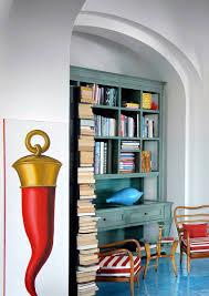 Nautical Bookcase Beautiful Hotel In Nautical Style In The Amalfi Coast