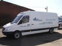 mercedes commercial van merc sprinter refrigerated fridge freezer van hire glasgow