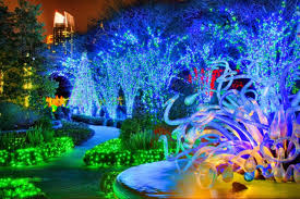 Botanical Garden Pictures by Atlanta Botanical Gardens Transformed Into Winter Wonderland Gac