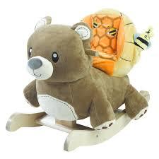 Toy Chair Honey Bear Chair Rocker Rockabye