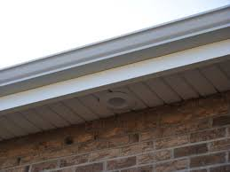 Outdoor Soffit Recessed Lighting by Home With Strategic Exterior Soffit Lighting Design Sense Lighting