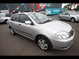toyota corolla ascent for sale used 2003 toyota corolla ascent zze122r sedan 2003 for sale in