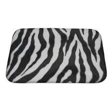 Zebra Bath Rug Zebra Bath Rug Wayfair