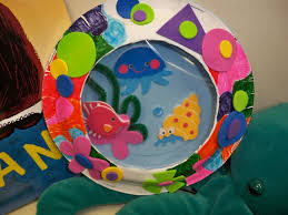 preschool crafts preschool crafts for kids easy sea life paper