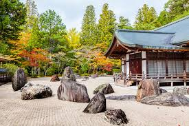 japanese rock garden stock image image of holy japan 57436735