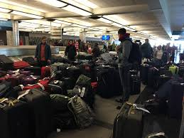 frontier airlines passengers left fuming after major delays at dia
