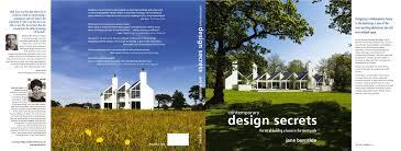 House Design Books Ireland by Contemporary Design Secrets By Jane Burnside The Art Of Building