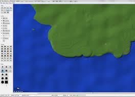 Flat Map Of World by Mapping Tutorial Creating A Map With Worldpainter Mcgamer Network