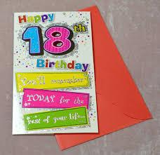 happy birthday card for him gangcraft net 18th birthday card craft ideas