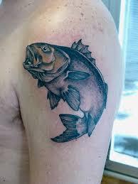 bass fish tattoos archives tattoou